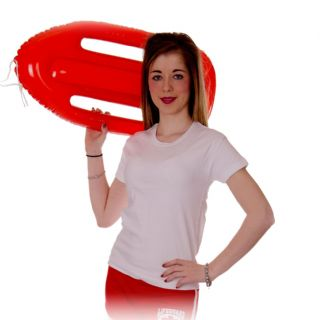 LIFEGUARD INFLATABLE RED FLOAT